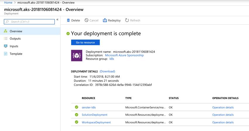 Deploying a platform (Spring Cloud Data Flow) to Azure