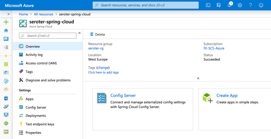 First Look: Building Java microservices with the new Azure Spring Cloud